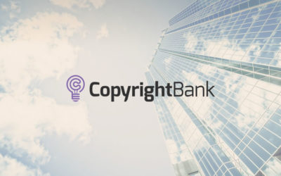 Blockchain-powered CopyrightBank